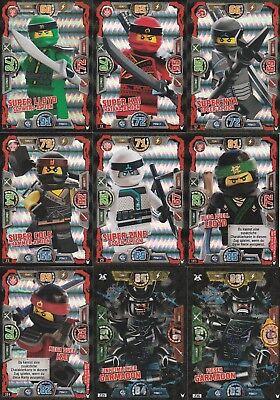 Lego Ninjago série 2 Cartes de Collection 193-zeitzwillinge-Puzzle carte