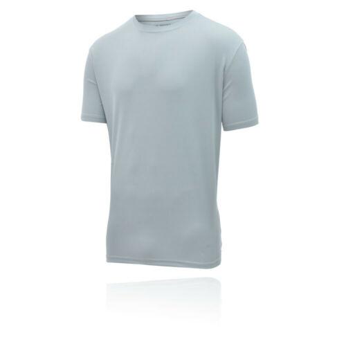 Brooks Mens EMEA Podium Shirt II Grey Sports Running Breathable Lightweight