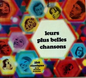 160-classiques-Leurs-Plus-Bells-Chansons-10-LP-VINYL-33-T-43-SM-1-10-France