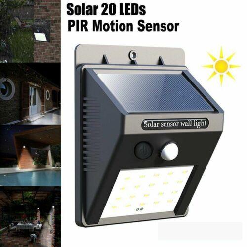 4 PC LITOM 12LED Upgraded Adjustable Solar Spotlights Solar Garden Light 2 Modes