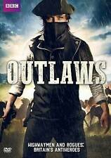 Outlaws: Highwaymen, Pirates and Rogues (DVD, 2016) New/Sealed w/Slipcover