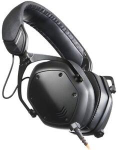 V-MODA - Crossfade M-100 Master Wired Over-the-Ear Headphones - Matte Black