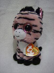 TY-Beanie-boos-6inch-plush-zebra-Zoey