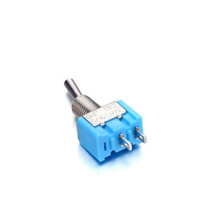 125V-6A-MTS-101-Mini-Toggle-Switches-2-Pin-SPST-ON-OFF-2-Position-Switch