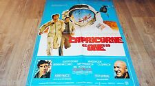 CAPRICORNE ONE ! affiche cinema 1977