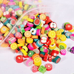Lots-Mini-Colorful-Polymer-Clay-Fruits-Slices-For-Kids-Roy-Slime-Accessories-DIY