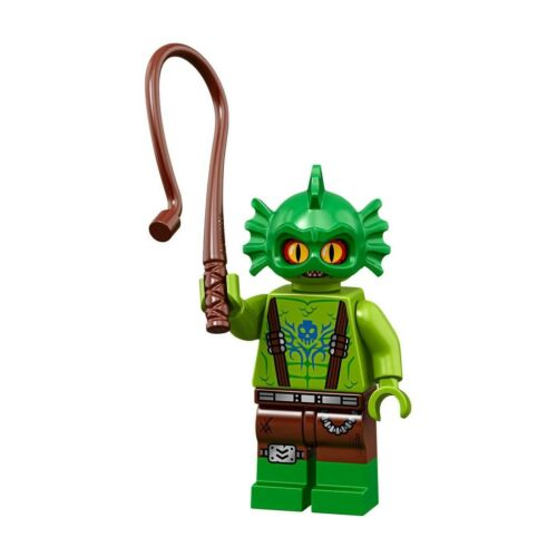 Swamp Creature Sealed Pack The LEGO Movie 2 Collectible MiniFigure #10