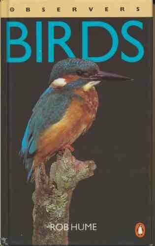 The Observer's Book of Birds By Rob Hume