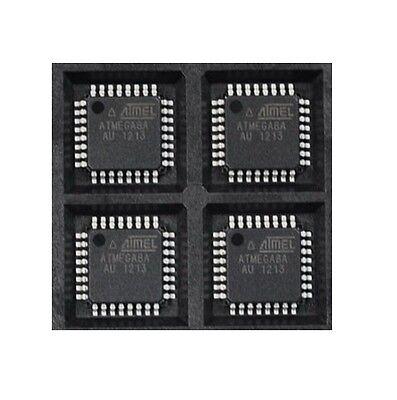 2PCS IC ATMEGA8A ATMEGA8A-AU TQFP-32 NEW