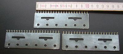 NEU Fersenkralle Sockenkralle Anschlagkamm Einhängekamm für Strickmaschinen
