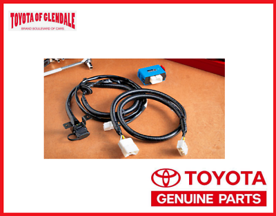 toyota oem tow wire harn highla pt 725 48140 for sale online ebay2014 2019 toyota highlander hybrid towing wire harness genuine oem pt725 48140