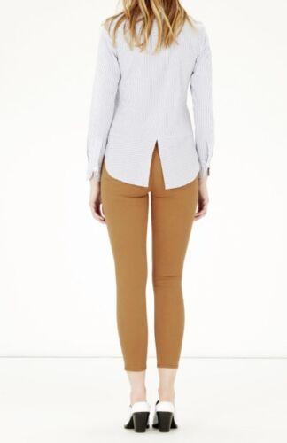 Warehouse Colore Senape Super Skinny Jeans Corti Taglie 8 a 18 al dettaglio £ 39.00