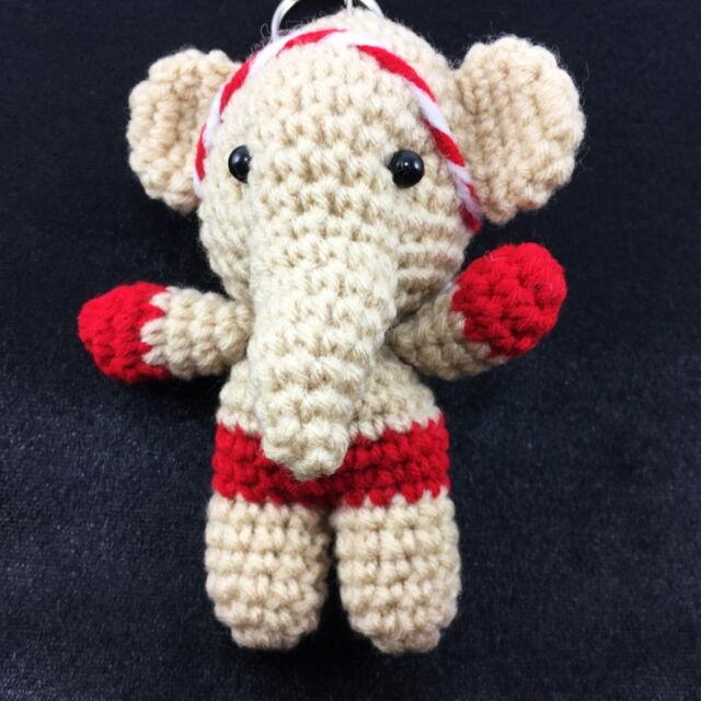 Crochet keychain - Lion Amigurumi Keyring - Little Lion Keychain ... | 640x640