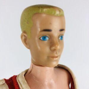 Vintage 1960 Blond Ken Doll Mattel