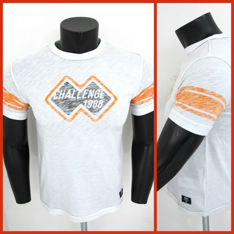 ERREA' REPUBLIC men's t-shirt short sleeve LIKE R13MD0C00010 WHITE summer 2016