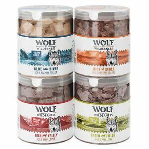 Loup De Wilderness Lyophilisé Premium Dog Snacks Trial Pack-afficher Le Titre D'origine Jouir D'Une RéPutation éLevéE Chez Soi Et à L'éTranger