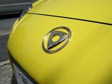 03-08 Mazda Rx-8 Rx8 Front Bumper Silver Rotor Emblem Rotary Engine Logo *Rare*
