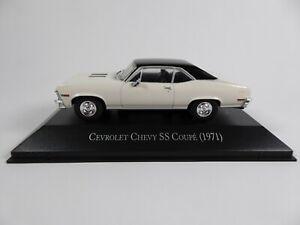 Chevrolet Chevy SS Coupé 1//43 Voiture Miniature SALVAT Diecast Model Car AR20