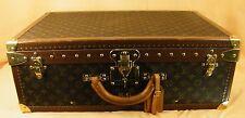 Louis Vuitton Reisekoffer  * Alzer 60 * / Suitcase   #13708