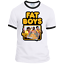 T-shirt Fat Boys HipHop Old School Obese Overweight Rap Retro