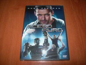 ACERO-PURO-DVD-EDICIoN-ESPANOLA-PRECINTADO