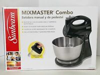Sunbeam FPSBHS0302 250W Hand & Stand Mixer Mixers