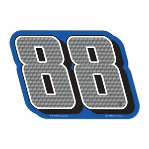 Dale-Earnhardt-Jr-Wincraft-88-Logo-on-the-GOGO-FREE-SHIP