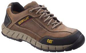 8ed5fbe44c9 La imagen se está cargando Cat-Caterpillar-optimizar-Zapatos-Seguridad- Trabajo-Industrial-Para-