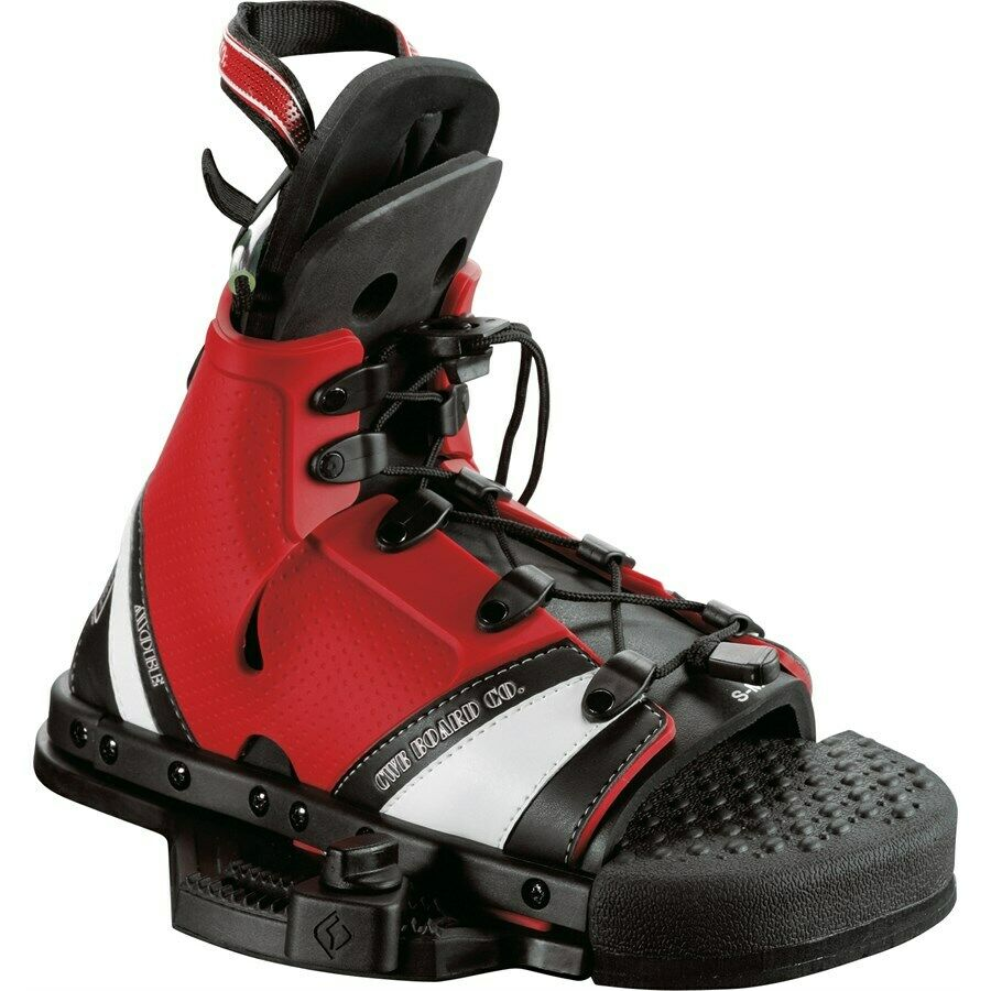 New CWB Board Co. Mobe Wake Board Connelly Boots Bindings Size Small-Medium