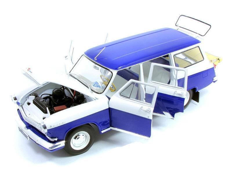 GAZ m22 V Volga Volga Волга 1967 1967 1967 ist18003bw Triple 9 isttdc 1803bw 1 18 | Pour Assurer Problèmes Pendant Des Années-service Gratuit  | Des Technologies Sophistiquées  bd32f8