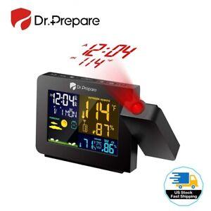 Open Box Digital Projection Alarm Clock
