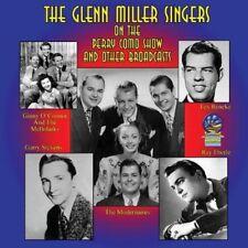 Glenn Miller Singers - On the Perry Como Show [New CD]