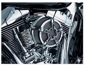 Kuryakyn-9568-Mach-2-Air-Cleaner-Co-Ax-Chrome-for-Harley-Davidson-XL-07-15