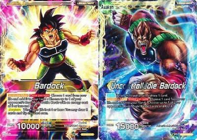 P-067 PR M//NM Bardock 1x FOIL PROMO Fully Unleashed