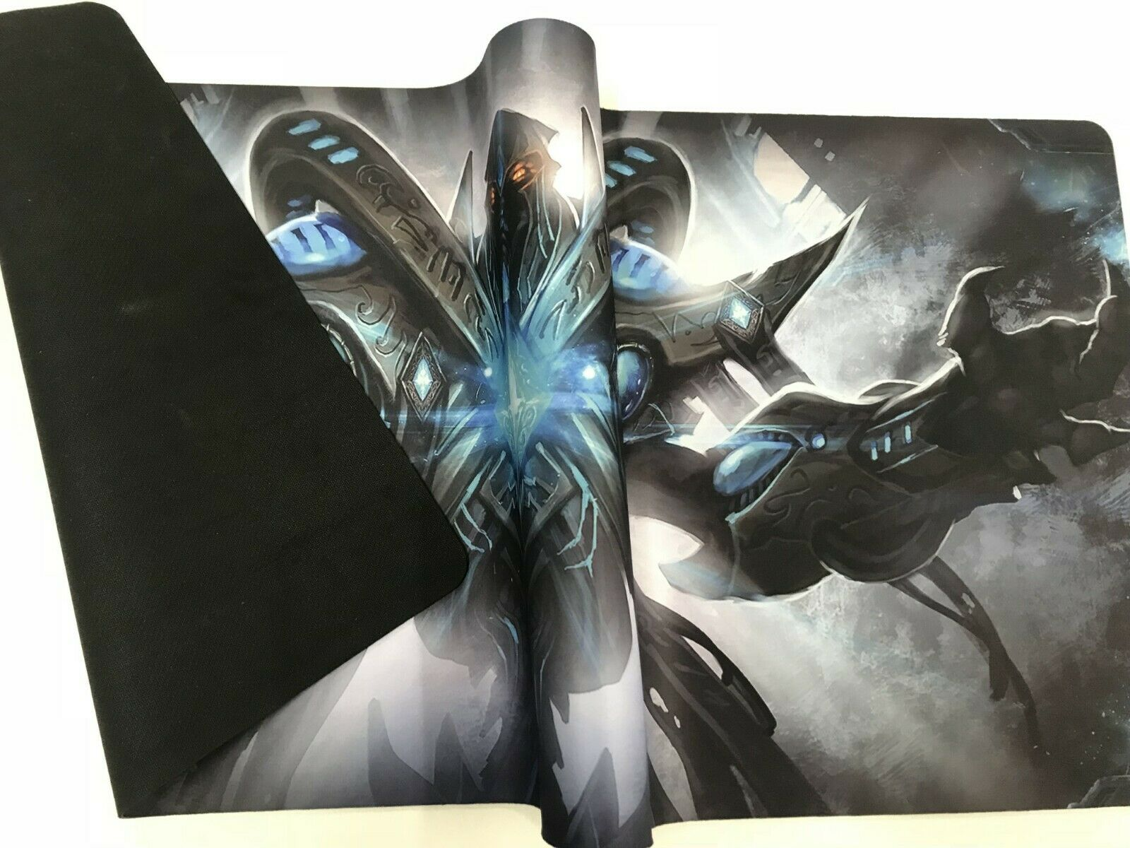 CAVALIER OF NIGHT - Board Game MTG Playmat Games Mousep
