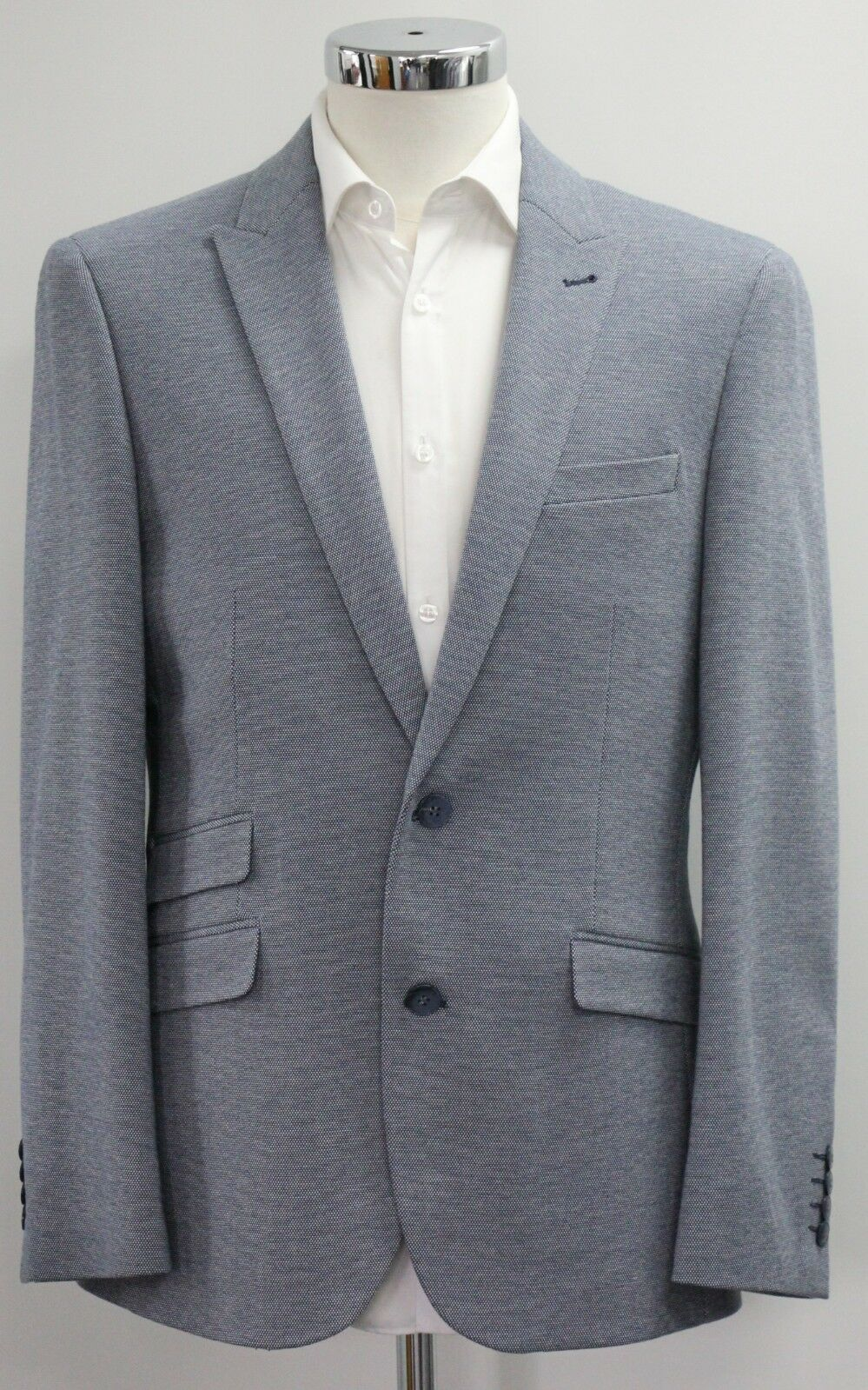 Men's Harry Brown, casual light bluee blazer (40R).. sample 2942