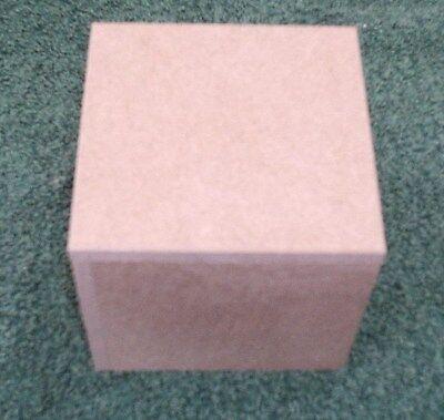 Mdf Trinket Box in pink with deeper pink fuschias
