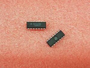10X-SN74LS38N-MOTOROLA-LOGIC-GATE-QUAD-2-INPUT-NAND-LS-TTL-DIP-14PIN