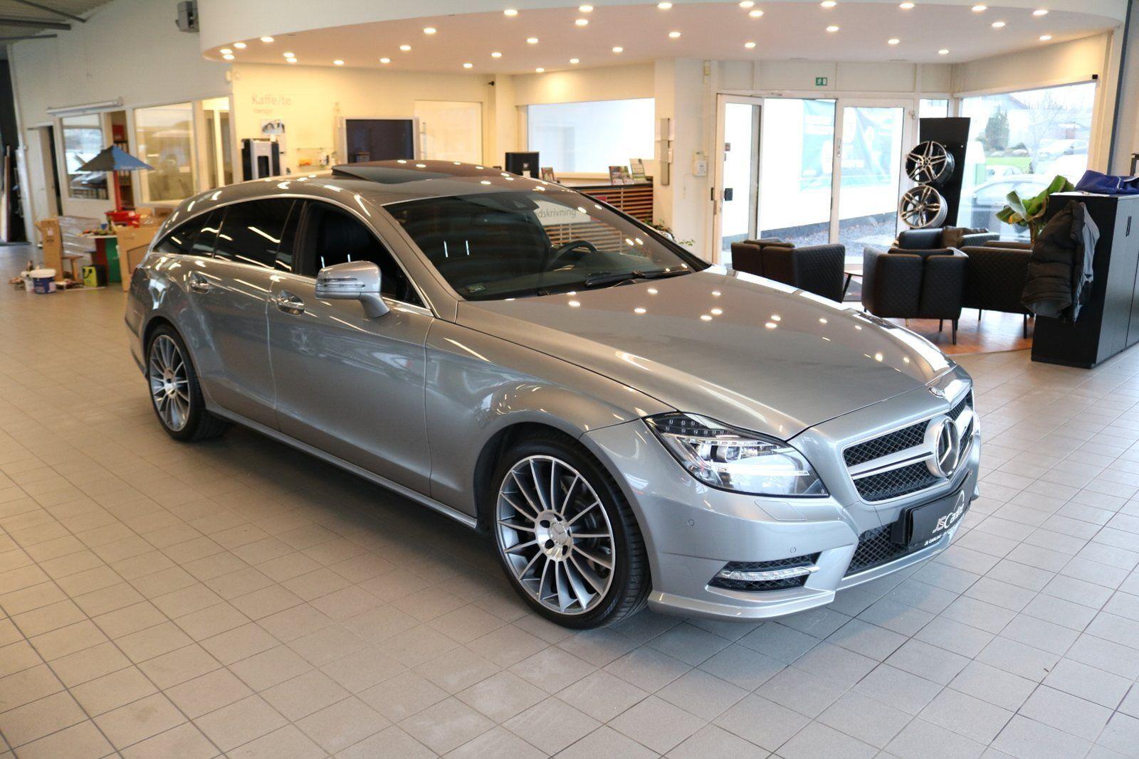 Mercedes CLS350 3,0 CDi AMG Line SB aut. 5d - 499.900 kr.