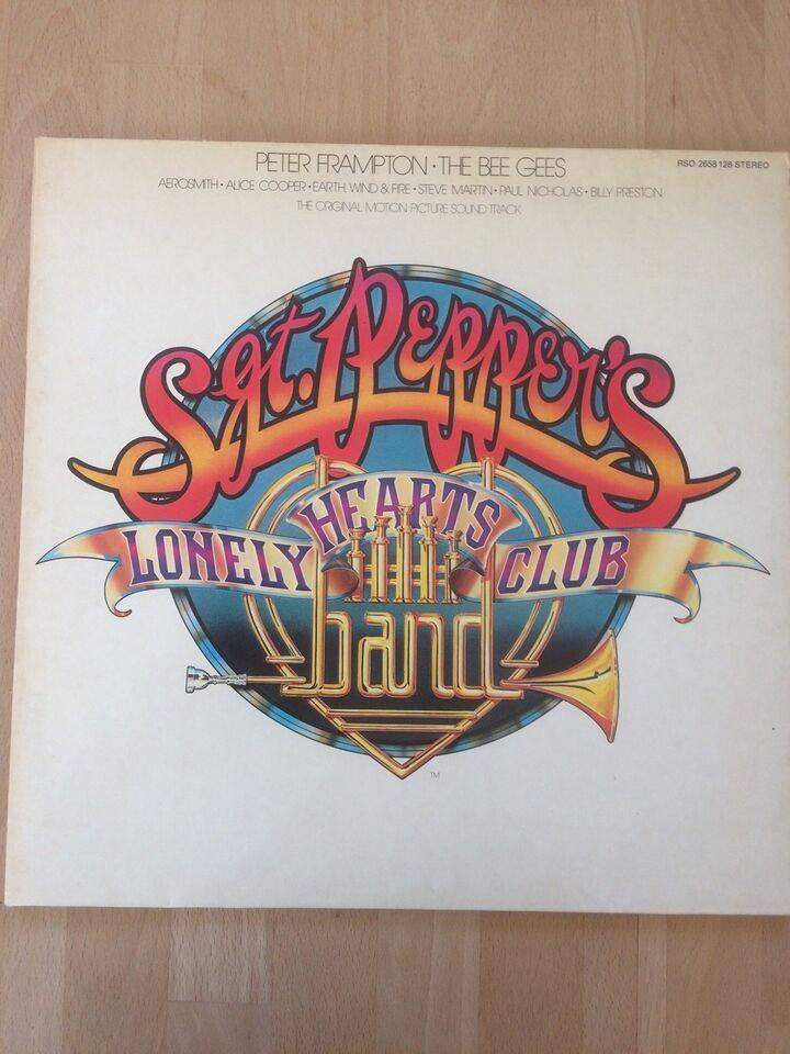 LP, Bee Gees, Peter Frampton