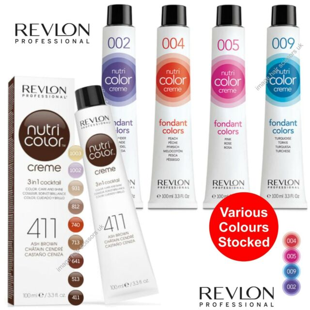 Revlon Professional Nutri Color Creme 1003 Pale Gold 100ml Ebay