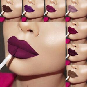NICEFACE-Makeup-Waterproof-Matte-Velvet-Liquid-Lipstick-Long-Lasting-Lip-Gloss