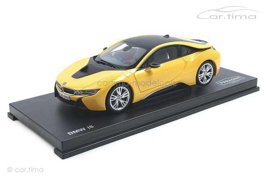 BMW i8-Speed jaune-Paragon 1 18 - pa-97087