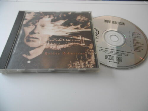 1 of 1 - ROBBIE ROBERTSON SELF TITLED CD 9 TRACKS GEFFEN MADE IN GERMANY 1987 924 160-2