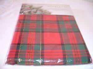 New Cloth Holiday Christmas Tablecloth Kitchen Dining Table 52 X 70 Ob Ebay