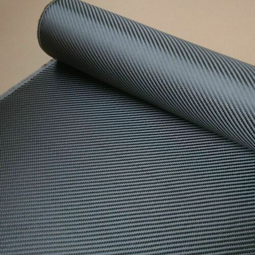 Real Carbon Fiber Cloth 2x2 Twill Carbon Fabric 36cm Width Home And Garden Black