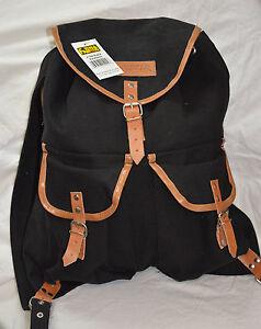 World-famous-19-inches-vintage-rucksack-black-31-ltr-ref-bte37