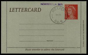 1981-Relief-4-Newmerella-Victoria-Postmark-Lettercard-Cover-Stamp-Australia