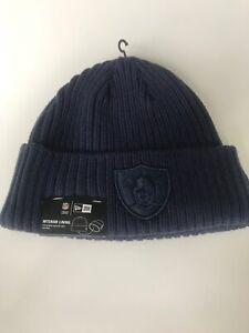 Oakland-Raiders-New-Era-Beanie-Toque-Cuffed-Hat-Cap