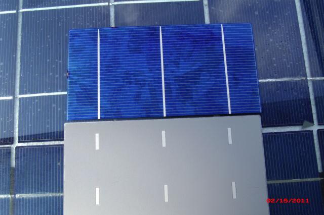 Solar cells, 2 watt .5 volt each, 10 pack of 3x6 cells Great for DIY solar